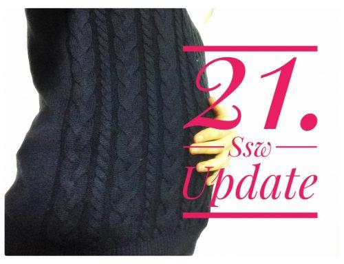 21. Schwangerschaftswoche