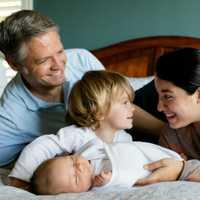 Stress in der Familie - Harmonisches Familienleben