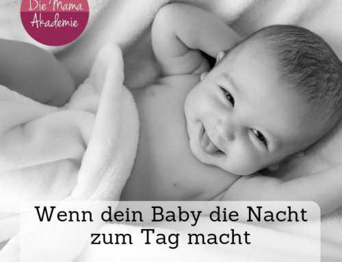 168 Wenn dein Baby durchschlafen neu lernen muss