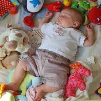 Einschlafen ohne stillen - wenn durch Entwicklungsprozesse das Einschlafen ohne stillen schwierig wird