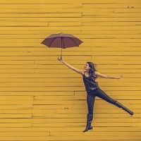 Negative Gedanken - Ein goßes Herz um dich machen