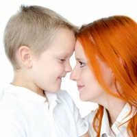 Negative Gedanken - Lösungen entstehen in Verbindung mit deinem Kind