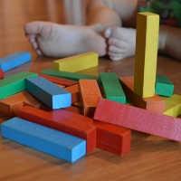 Wie funktioniert lernen bei Kindern - immer wieder Neues ausprobieren