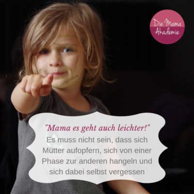 Mütter Probleme - Es geht auch leichter