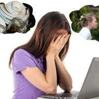 Mütter Probleme - Warum haben Mütter Probleme erst dann wenn gar nichts mehr geht?
