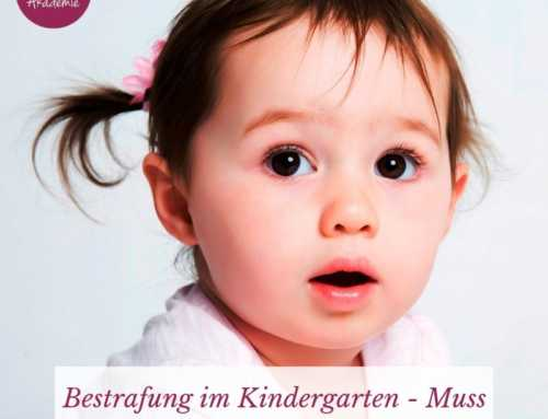 204 Bestrafung im Kindergarten