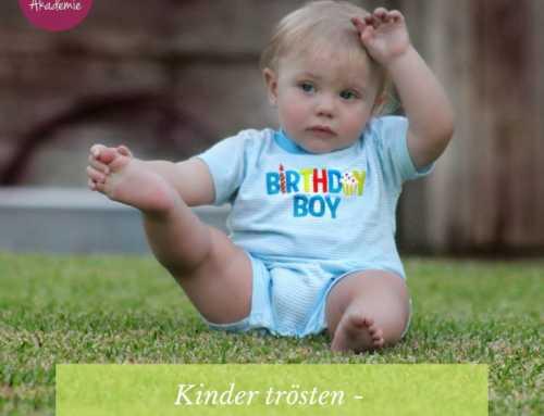 206 Kinder trösten – Wie helfe ich meinem Kind?