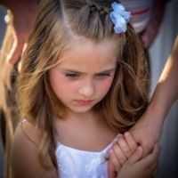 Trotzphase Kinder - Du musst dich auf die Ebene des Kindes begeben