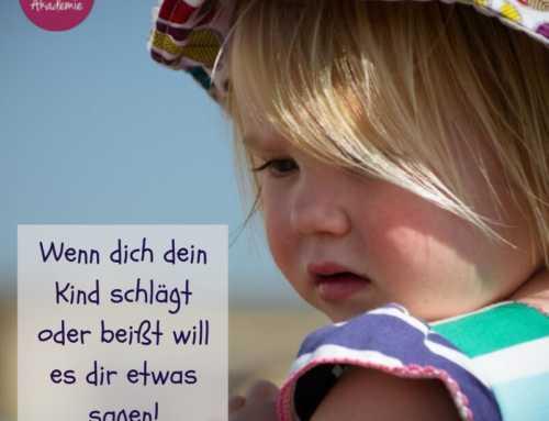 216 Mein Kleinkind schlägt mich – was kann ich tun?
