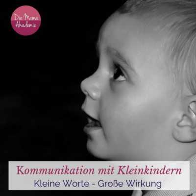 Kommunikation mit Kleinkindern