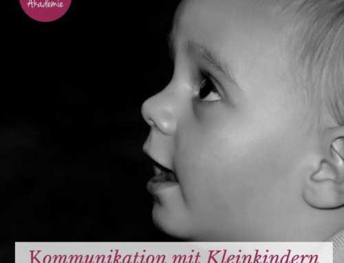 222 Kommunikation mit Kleinkindern – Kleine Veränderungen, große Wirkung