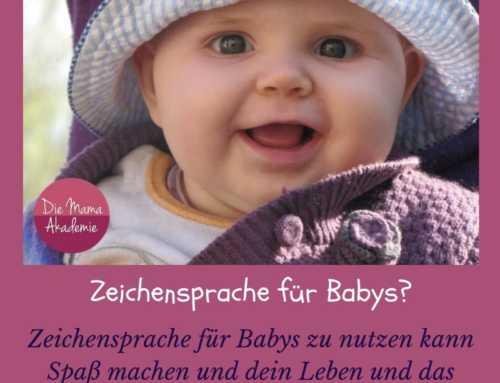 223 Zeichensprache für Babys