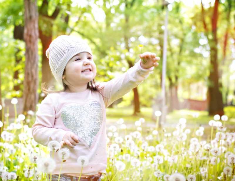 Kindererziehung in der Natur 2