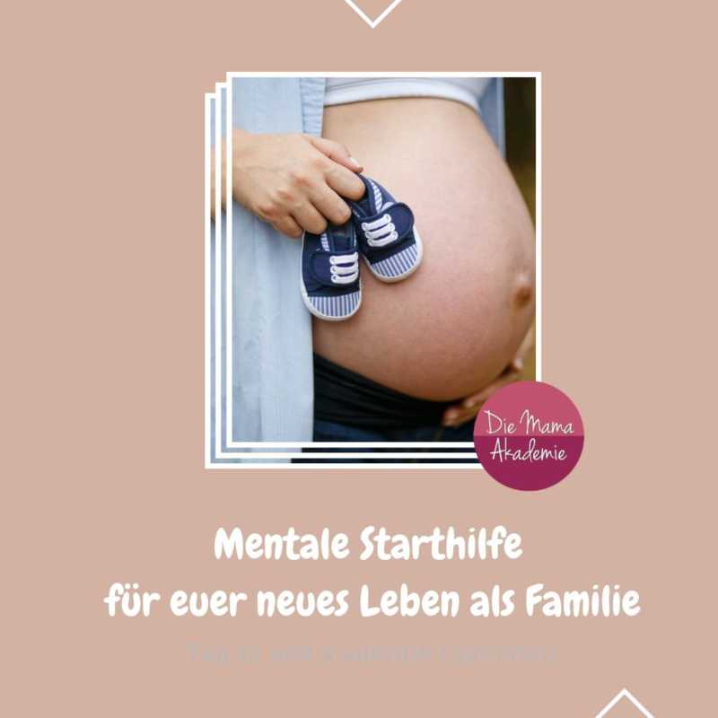 Vorbereitung Schwangerschaft - titelbild Minikurs